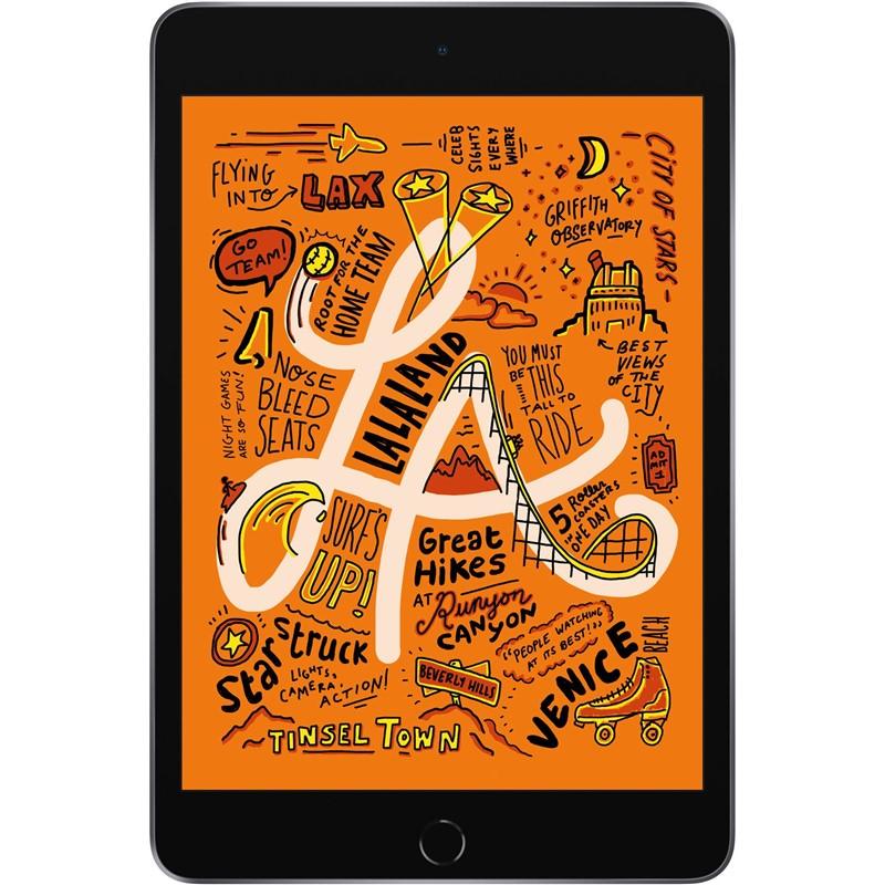 Dotykový tablet Apple iPad mini (2019) Wi-Fi 256 GB - Space Gray Vráceno ve 14ti denní lhůtě