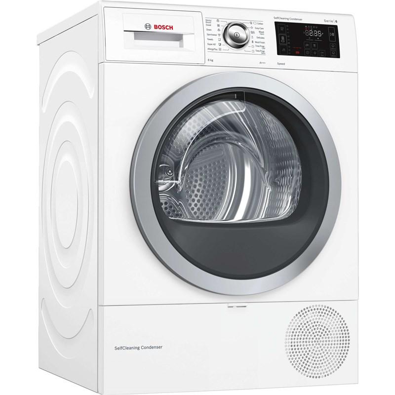 Levně Sušička prádla Bosch WTW876WBY bílá nepoužito-rozbaleno