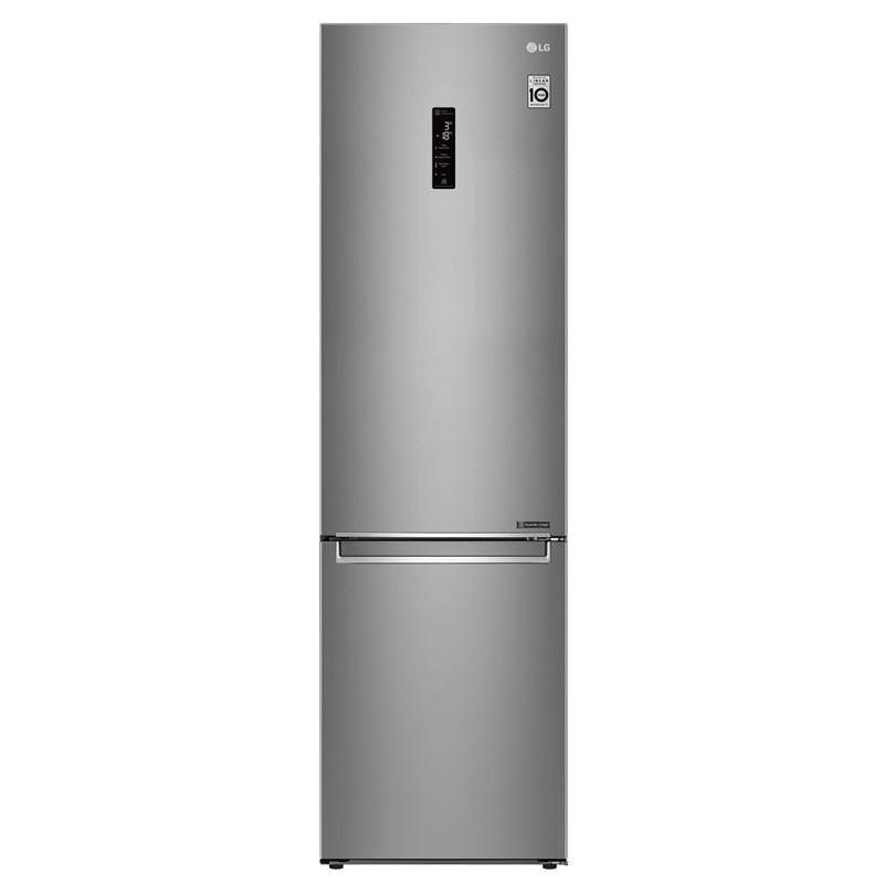 Levně Chladnička s mrazničkou LG GBB72SADFN nerez nepoužito-rozbaleno