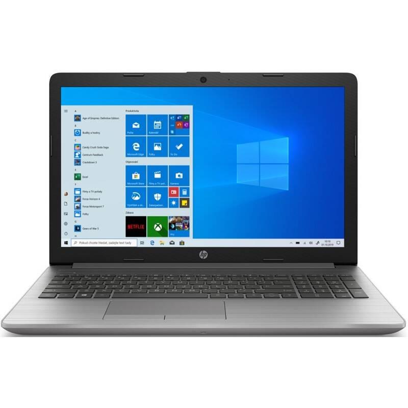 Notebook HP 250 G7 stříbrný (14Z99EA#BCM) Vráceno-promáčklina na víku
