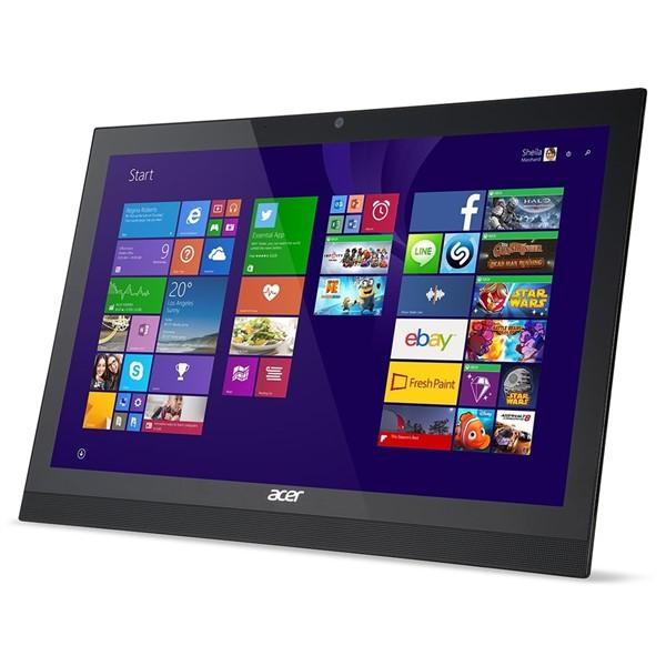 Počítač All In One Acer Aspire Z1-623 (DQ.SZXEC.001) černý Vráceno ve 14ti denní lhůtě