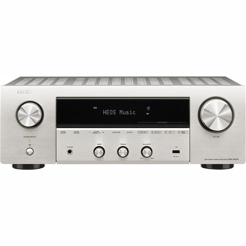 AV Receiver Denon DRA-800H Premium stříbrný Vráceno ve 14ti denní lhůtě