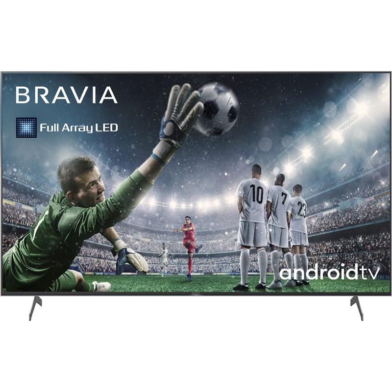 Televize Sony KD-55XH9096 černá Vráceno - chybí dálkový ovladač