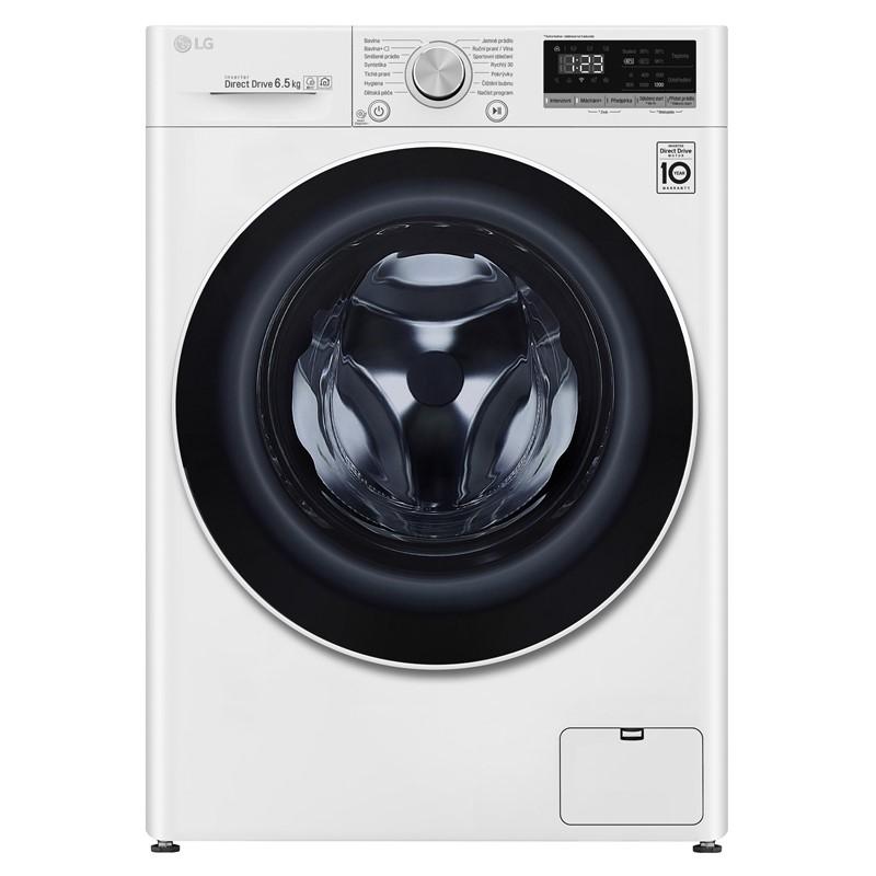 Pračka LG F2WN5S6N0 bílá nepoužito-rozbaleno