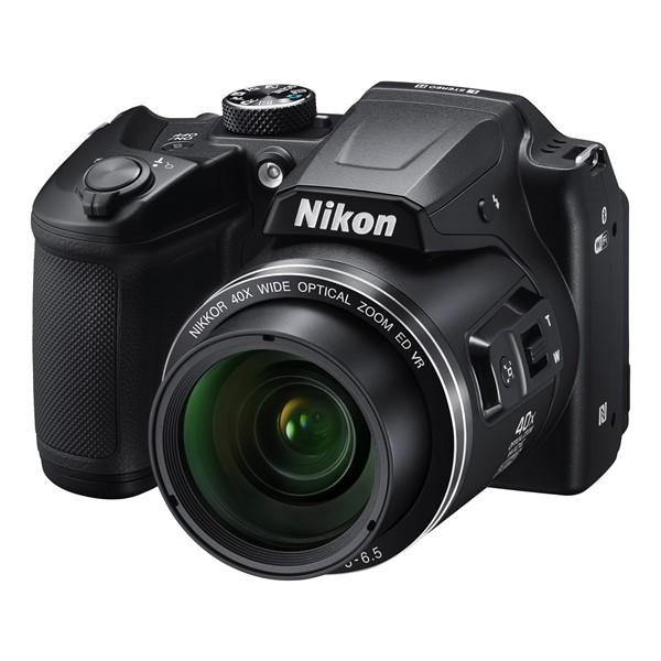 Digitální fotoaparát Nikon Coolpix B500 černý Vráceno-oděrky na displeji