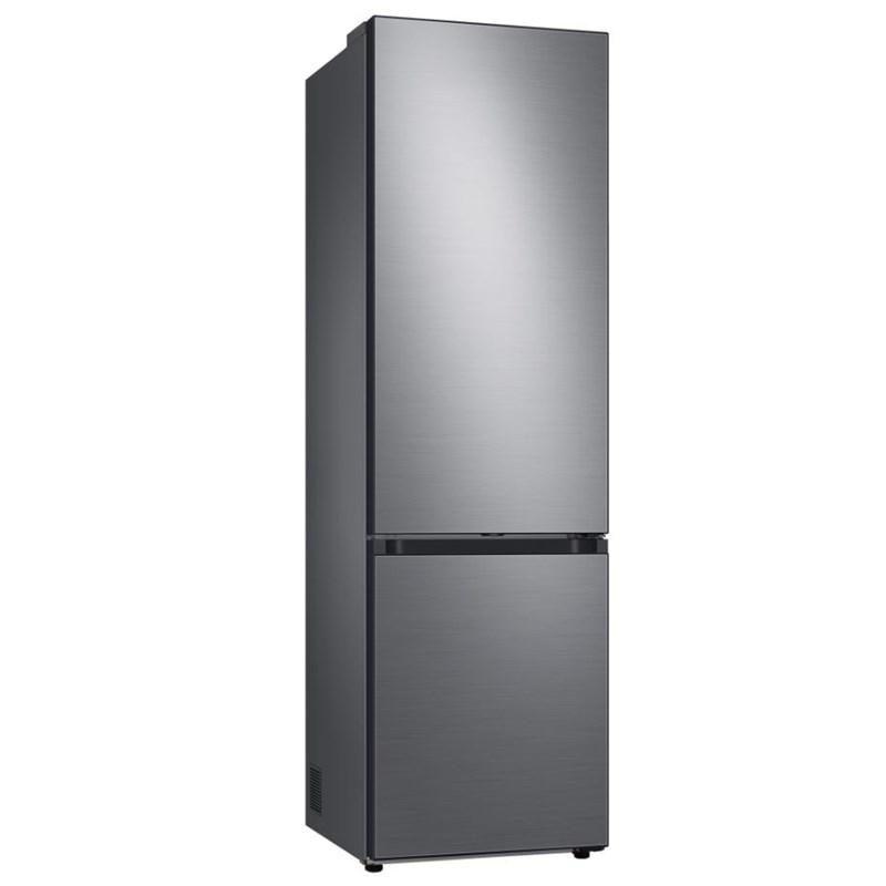Chladnička s mrazničkou Samsung RB7300T RB38A7B6BSR/EF nerez nepoužito-drobné oděrky na dvířkách