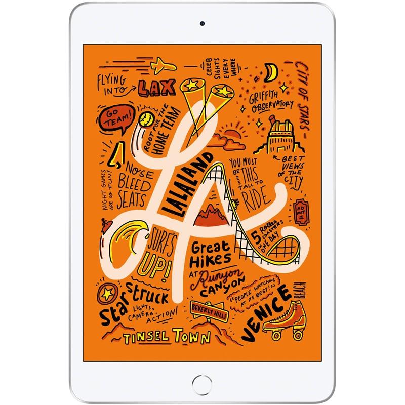 Levně Dotykový tablet Apple iPad mini (2019) Wi-Fi 256 GB - Silver Vráceno ve 14ti denní lhůtě