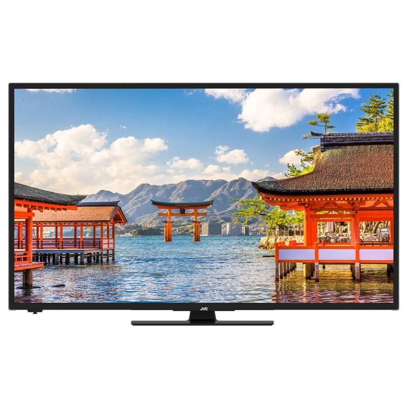Televize JVC LT-43VF5905 černá Vráceno - oděrky na podstavci
