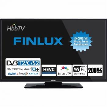 Televize Finlux 24FHE5760 černá Vráceno ve 14 ti denní lhůtě - Kosmetické oděrky na stojanu