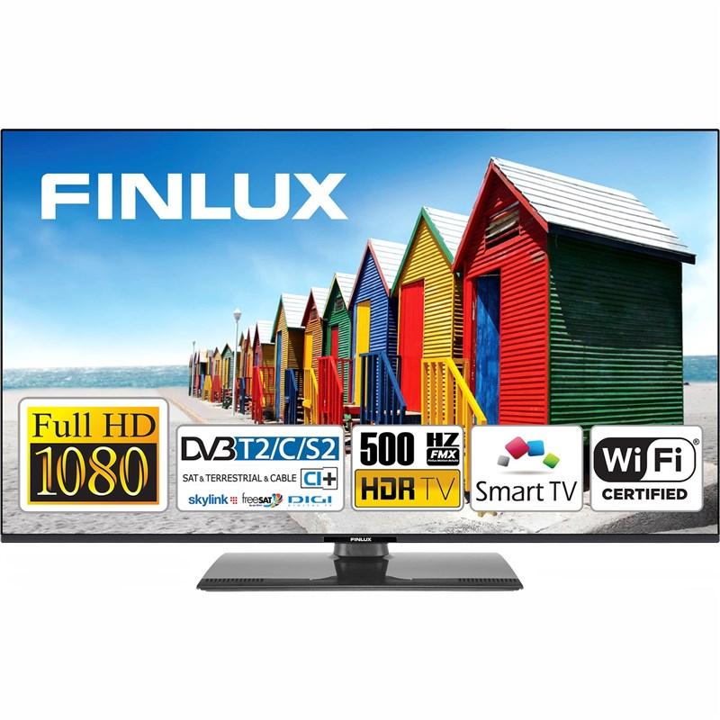 Televize Finlux 32FFF5860 černá Vráceno ve 14 ti denní lhůtě - Kosmetické oděrky na stojanu
