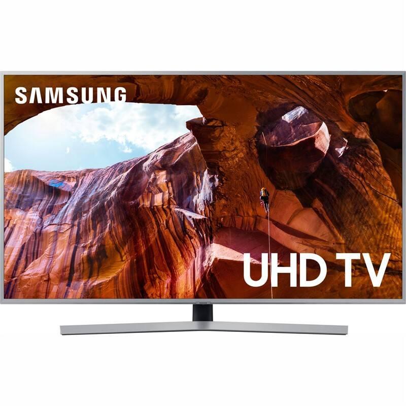 Televize Samsung UE43AU9072 černá Vráceno ve 14ti denní lhůtě
