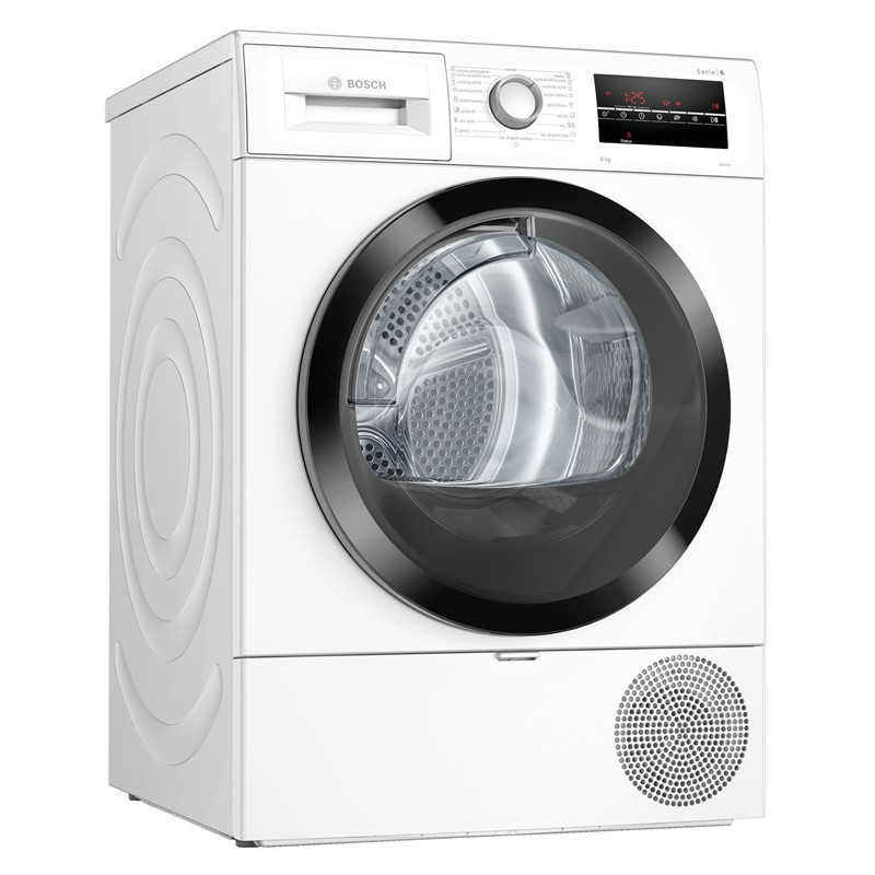 Sušička prádla Bosch Serie | 6 WTR87TW2CS bílá nepoužito-rozbaleno