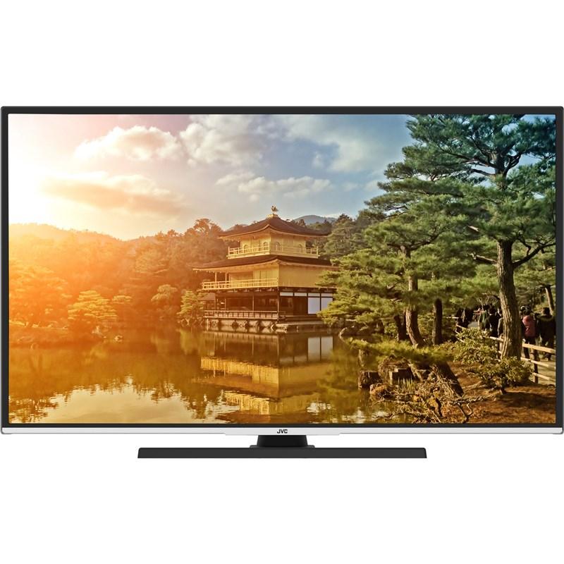 Televize JVC LT-43VU6905 černá Vráceno-oderky na podstavci