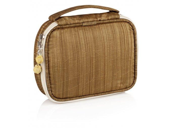 Kosmetická kabelka Gold 2