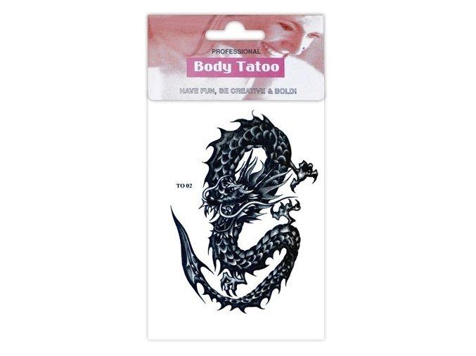Tetování T02