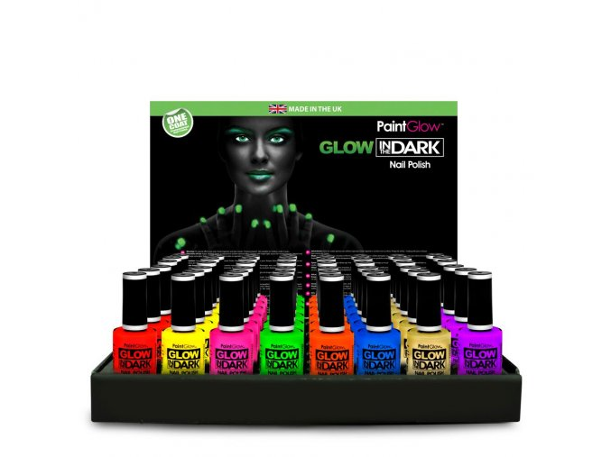 Gow Dark Nail Polish CDU Full preview