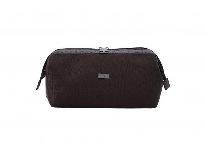 Kosmetická taška Luxury brown 61349