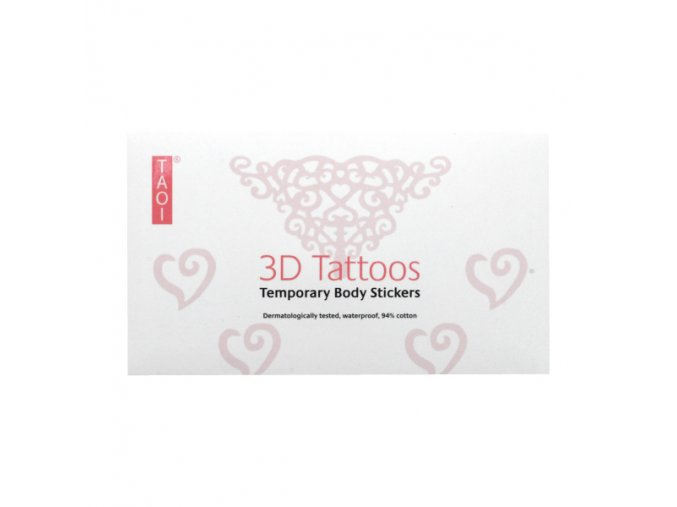bavlněné tetování č. 2