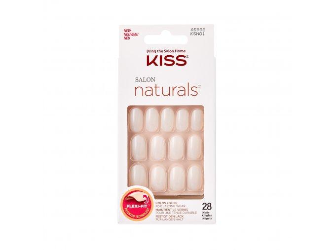 KSN01C Kiss SalonNaturals Package Front 731509659955