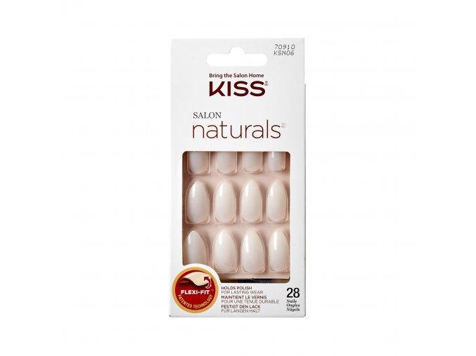 KSN06C Kiss SalonNaturals Package Front 731509709100