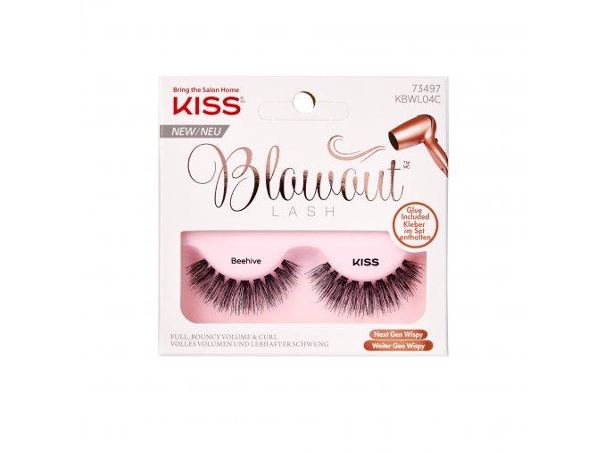 KBWL04C Kiss BlowoutLash