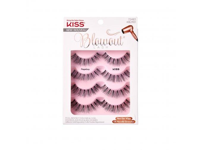 KBLM01C Kiss BlowoutLash