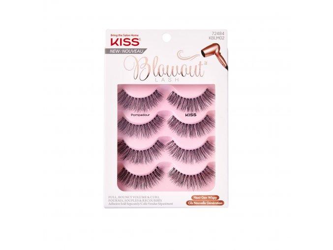 KBLM02C Kiss BlowoutLash
