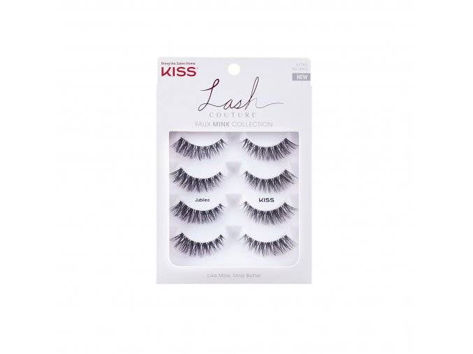 KLCM03 Kiss LashCoutureFauxMinkCollection