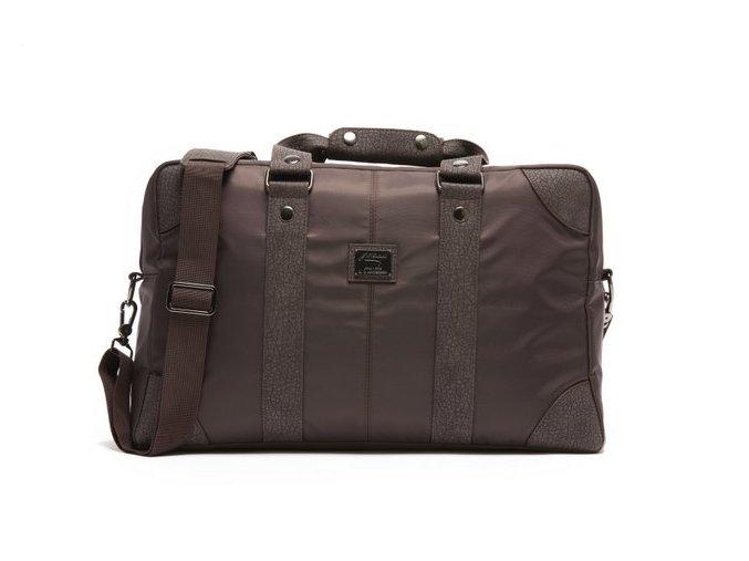 Pánská cestovní taška H.C.Andersen 1805 - hnědá