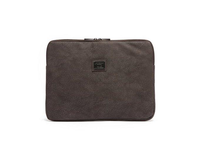 Obal na laptop H.C.Andersen 1807 - hnědá