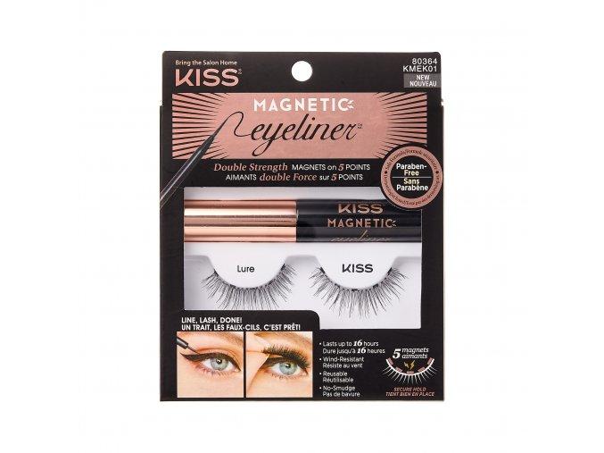 RS126121 Kiss MagneticEyeliner KMEK01C Package Front 731509803648 Mar.17.2020 lpr