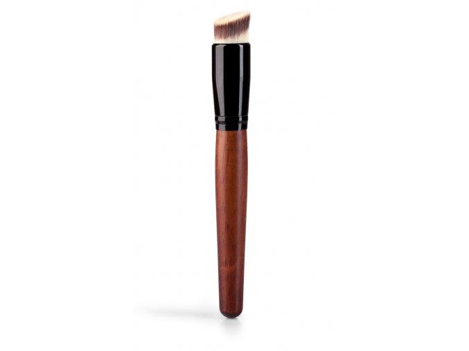 Kosmetický štětec na make up kulatý