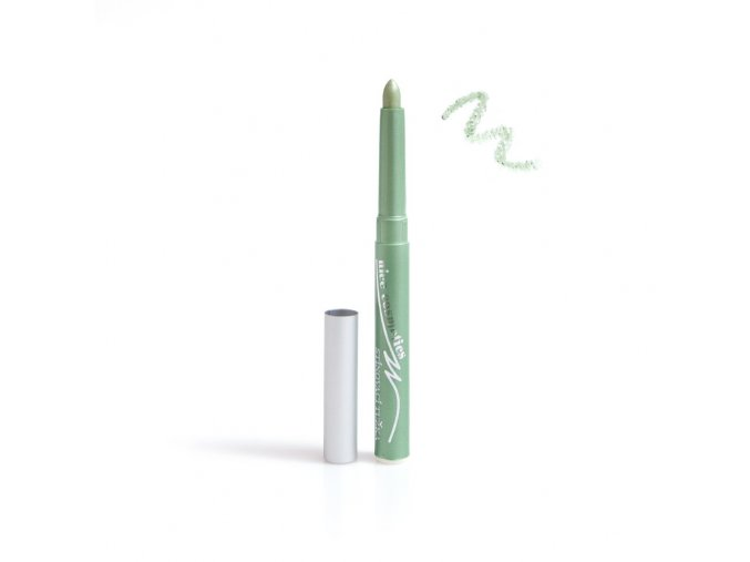 Oční stíny vysouvací v tužce Nice cosmetics 06 PEARL GREEN