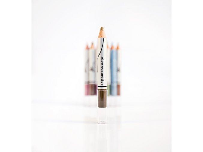Stínovací tužka dřevěná Nice cosmetics S07
