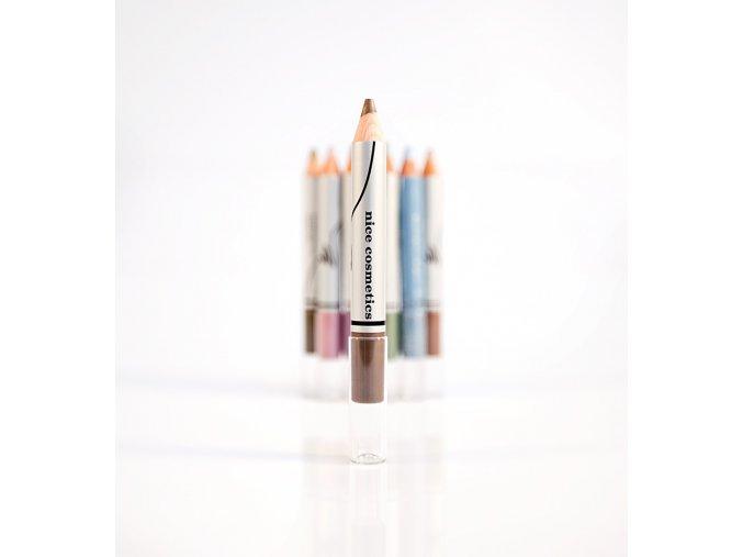 Stínovací tužka dřevěná Nice cosmetics S09