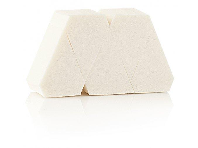 Trojúhelníkové houbičky na makeup 5ks