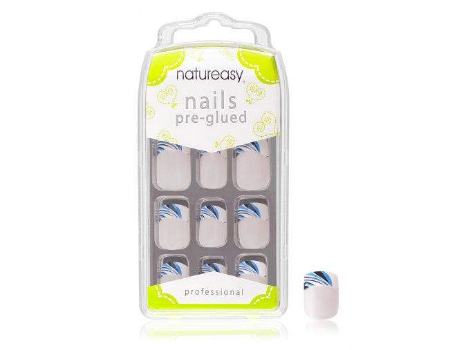 Nalepovací nehty NATUREASY s gelem č. 13