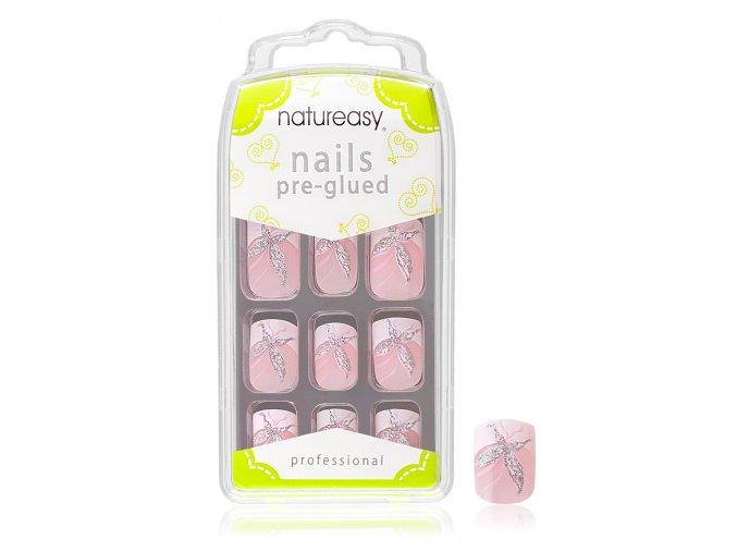 Nalepovací nehty NATUREASY s gelem č. 6