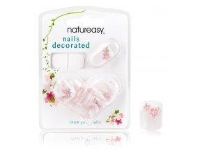 Nalepovací nehty NATUREASY se samolepícími papírky č. 5