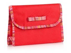 Kosmetická kabelka Thin felt čer 1