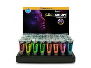 UV Glitter Body Gel CDU Full preview