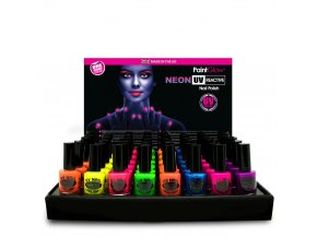 UV Neon Nail Polish CDU Full preview
