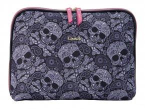 Kosmetická taška Skull 30040