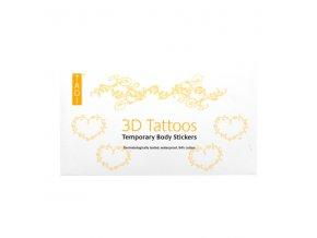 bavlněné tetování č. 3