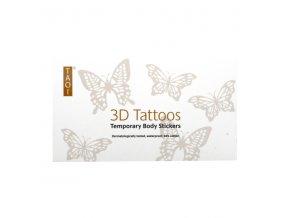 bavlněné tetování č. 4