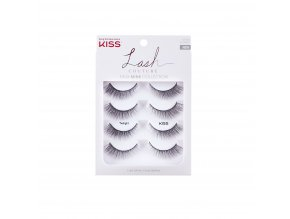 KLCM02 Kiss LashCoutureFauxMinkCollection
