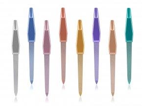 Safírový pilník barevný montaz