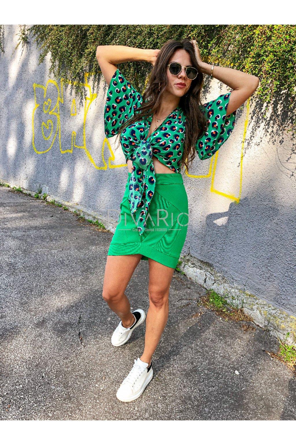 Leopard Green 4352