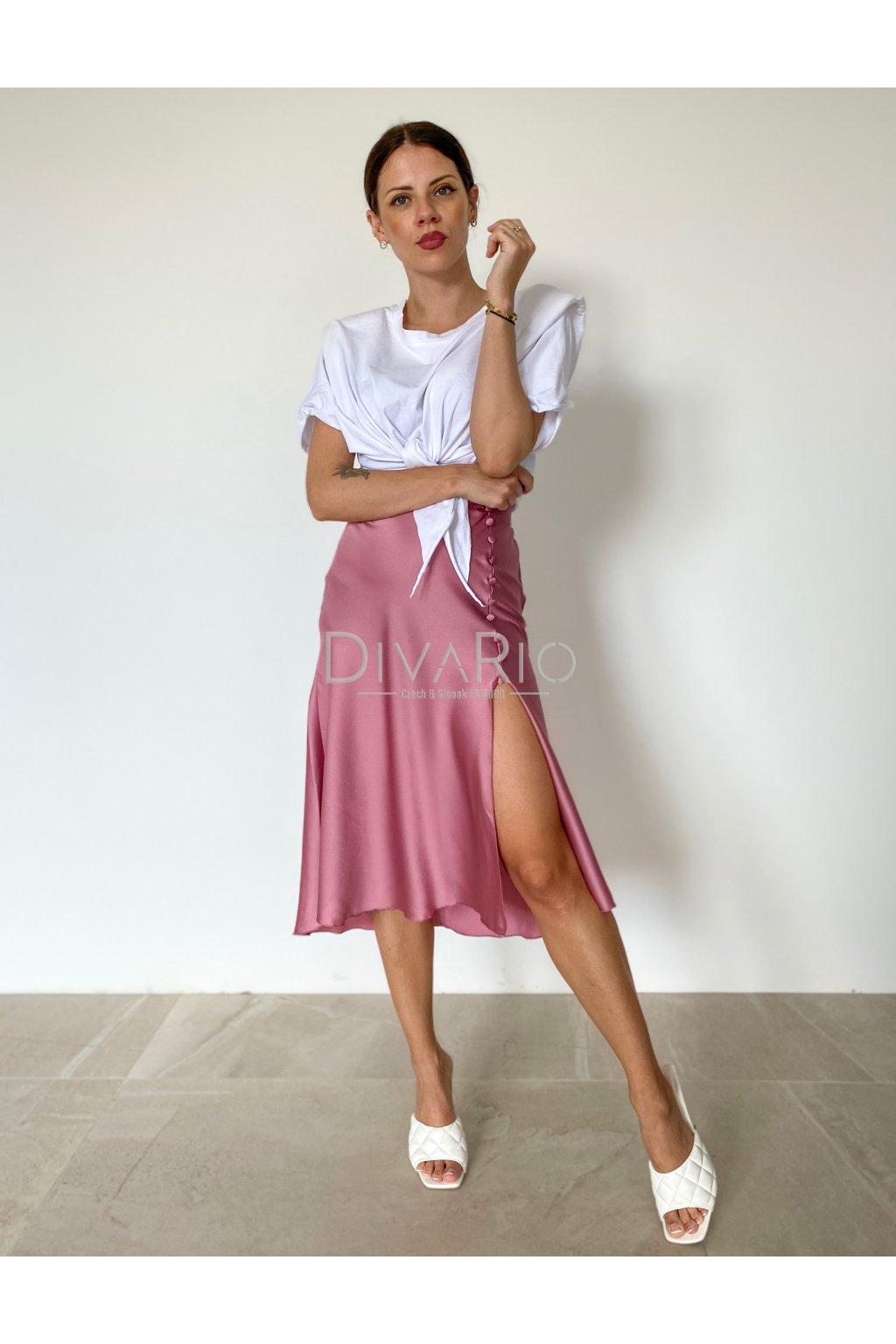 Satin Romantic Pink 3601