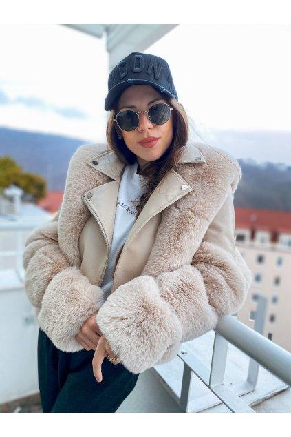 Faux Fur & Leather 5290